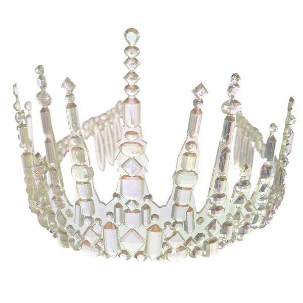 Ice Fairy Icicle Crown (Coming Soon)
